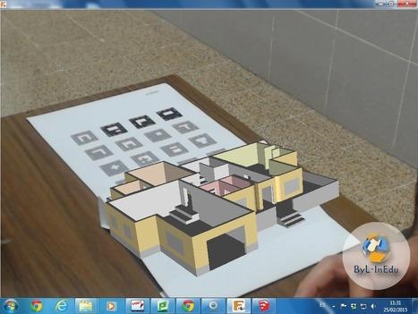 Alumnos de FP diseñan adaptaciones técnicas con Realidad Aumentada | aumenta.me | Geolocalización y Realidad Aumentada en educación | Scoop.it