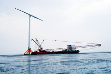 Ming Yang working on 12MW offshore turbine | | OWI-Lab | Scoop.it