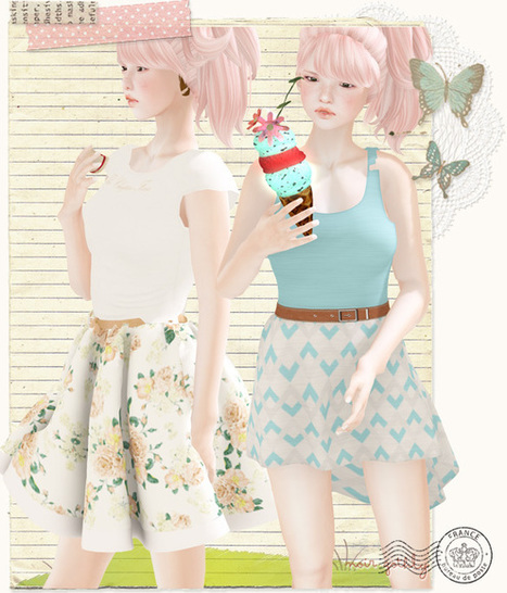 Sundays are for freebies! | Second Life Fashion | Scoop.it