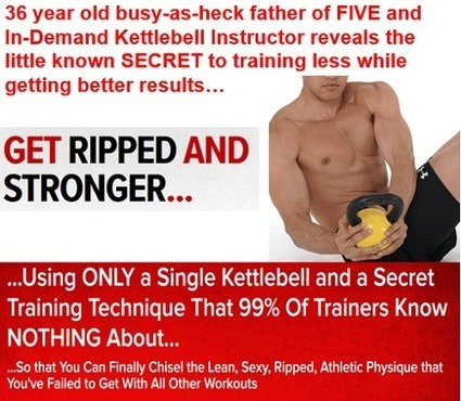Kettlebell Exercises for Weight Loss - Best Home Workout | Things to help you lose weight | Scoop.it