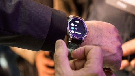 Audi reveals a smartwatch that lets you talk to your car | Cool Gadgets please | Scoop.it