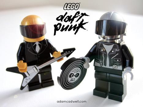 ¿LEGO Punk?   ¡La Rockola!   Scoop.it