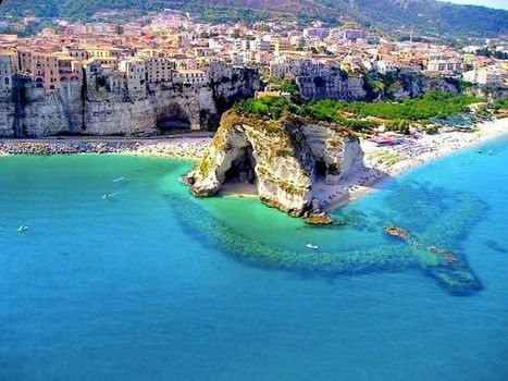 Fascinating Calabrian Coast in Southern Italy | Nature | Scoop.it
