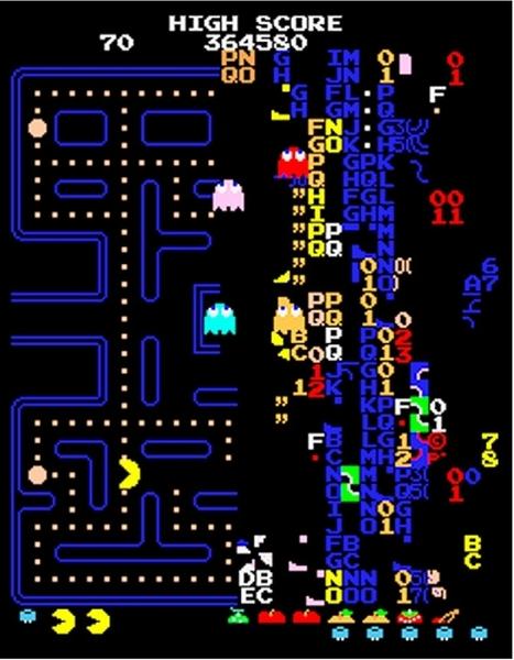 PAC-MAN 256 rend hommage à l'un des bugs les plus cultes de l'histoire du jeu vidéo | Tudo o resto | Scoop.it
