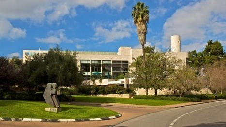 Weizmann Institute among top 10 research institutions | Jewish Education Around the World | Scoop.it