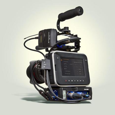 Beachtek DXA-BMD Audio Adapter For the Blackmagic Cinema Camera. By Vision Wrangler | Totalmovie | Scoop.it