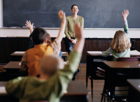 Aparte vakleraar Frans in de basisschool? | Actualiteit onderwijsonderzoek | Scoop.it