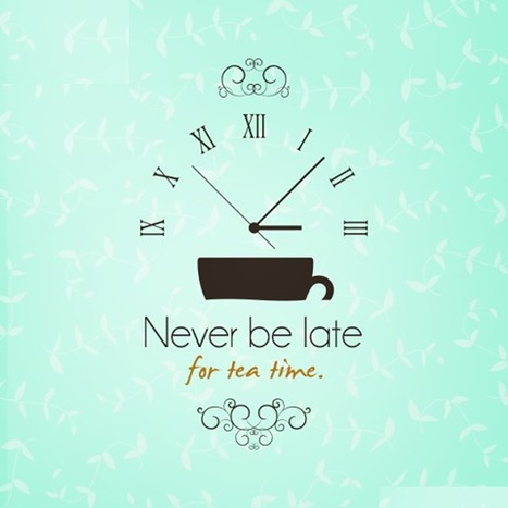 Never be late for tea time. ‪ | Beveragewala - Buy Tea & Coffee Online! | Scoop.it