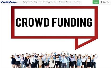 Crowdfunding Platform uFundingPortal Goes Dark. Site Pulled from FINRA Approved List -Crowdfund Insider | ECN: European Crowdfunding Network | Scoop.it