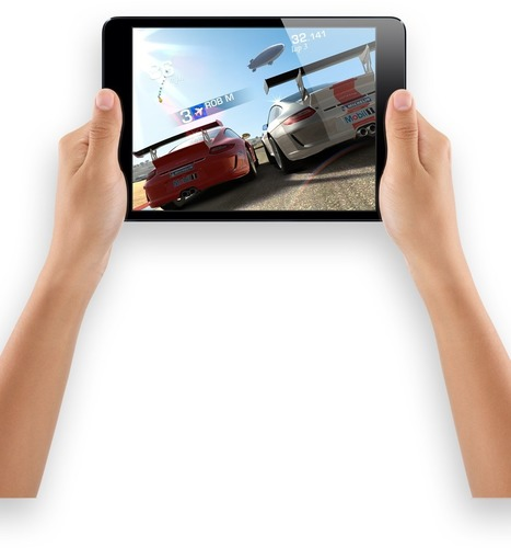 Apple - iPad mini - Features   Curtin iPad User Group   Scoop.it