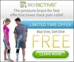 Beactive Pressure Point Leg Brace | Relief for Back Pain | Health & Wellness | Scoop.it