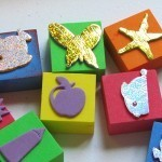 Making ink stamps for the preschool classroom | Teach Preschool | Scoop.it