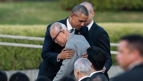 VIDEO. Barack Obama se rend à Hiroshima, une première pour un président américain | Planete DDurable | Scoop.it