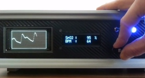 DIY Pulsoximeter developed with two Arduino | Arduino, Netduino, Rasperry Pi! | Scoop.it