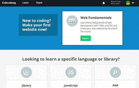 Learn to code for free with these five websites | Digital tools for journalists | Scoop.it
