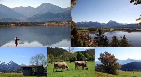 Urlaub im Allgäu, Ferienregion, Oberschwaben, Bayern und Baden-Württemberg | Urlaub in Deutschland | Scoop.it