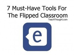 7 Must-Have Tools For The Flipped Classroom | Innovative teaching | Scoop.it