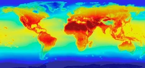 Acabamos de cruzar la línea roja en el calentamiento global | Recursos de Geografia | Scoop.it