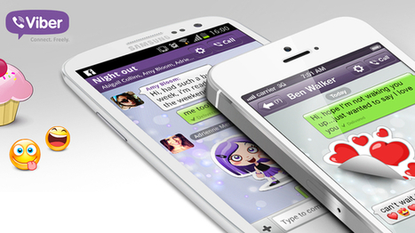 Install Viber on your Smartphone for Free Calling and Messaging Service - TechyWhack   A Technology Blog   Scoop.it