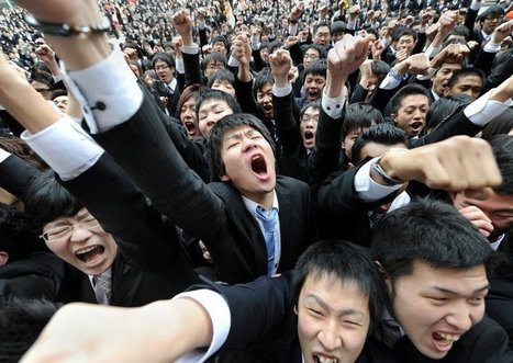 Japon : le ministère de l'Education promet du travail à 63% des futurs diplômés de mars 2013 | L'enseignement dans tous ses états. | Scoop.it