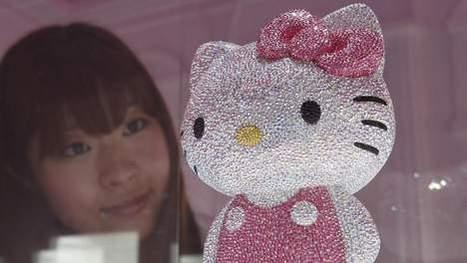 Hello Kitty utilisé pour humilier les policiers à Bangkok | Mais n'importe quoi ! | Scoop.it