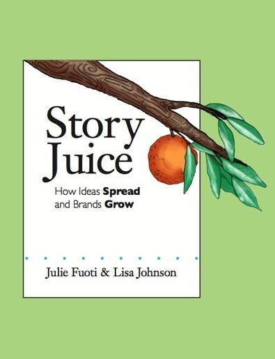 Story Juice: How Ideas Spread and Brands Grow | Ketchum Blog | Just Story It! Biz Storytelling | Scoop.it