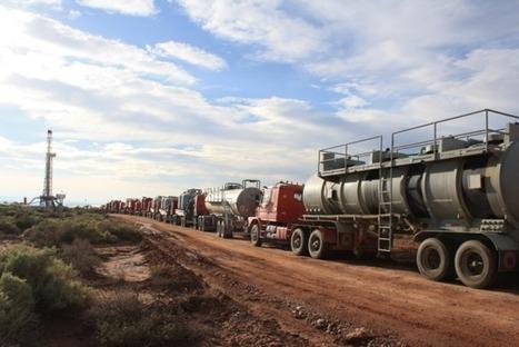 Viejas noticias para nuevos negocios | No Al Fracking | Scoop.it