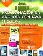 Programacion de Android con Java II edicion. Cartel | Programacion de Android con Java | Scoop.it