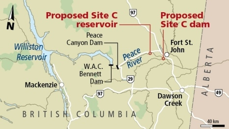 Economist reports proposed Site C Dam 'dramatically' more costly than BC gov't claims | Green & Sustainable News | Scoop.it