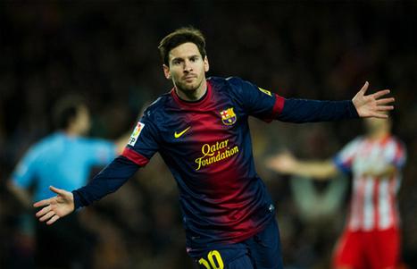 Lionel Messi lance sa chaine de cafés | Branding News & best practices | Scoop.it