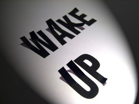 9 Wake Up Calls For The New Screenwriter By Morris Stuttard | Screenwriters | Scoop.it