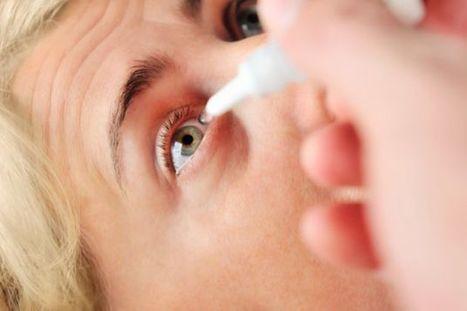 Cómo usar gotas para los ojos correctamente | El cuidado de los ojos y de la visión | Scoop.it