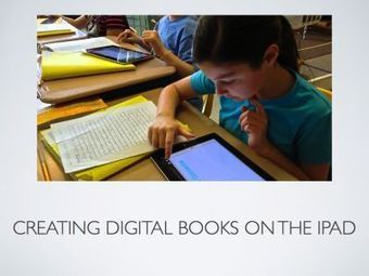Building Digital Texts on the iPad   Tools and Gear   Scoop.it