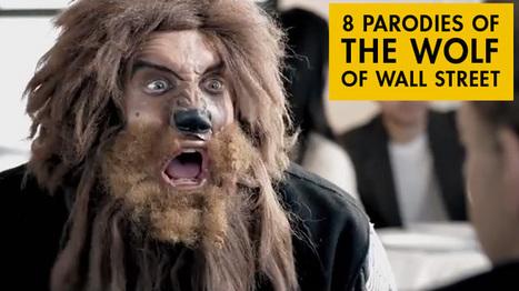 8 Parodies Of The Wolf Of Wall Street | Parody Videos | Scoop.it