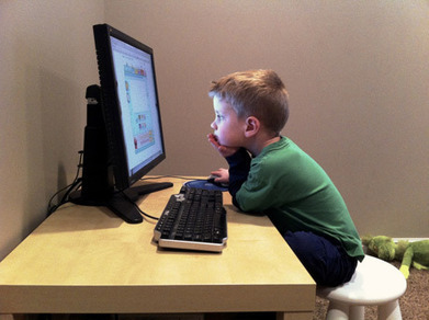 Young Kids and Technology at Home | Media & technology Studies | Scoop.it