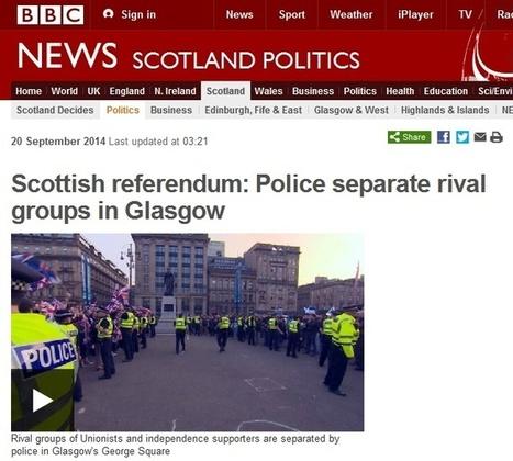 Enough is enough   Referendum 2014   Scoop.it