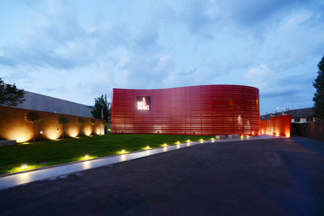 MUMAC Museum by Valerio Cometti+V12 Design and Arkispazio | Awesome Architecture | Scoop.it
