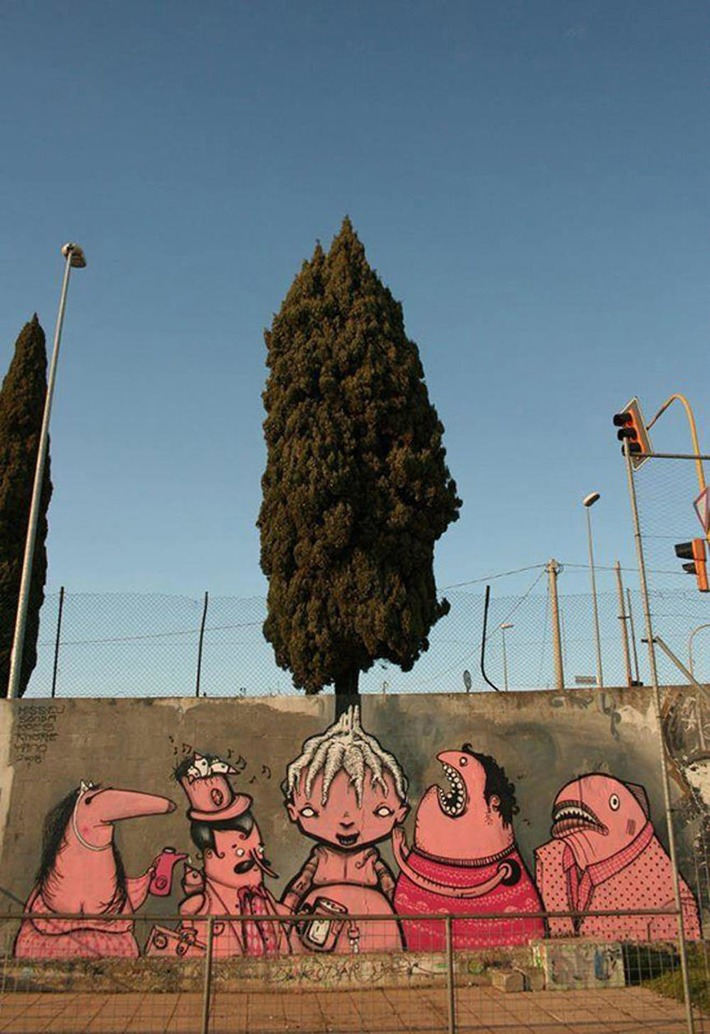 30 Cool Street Art | Machinimania | Scoop.it