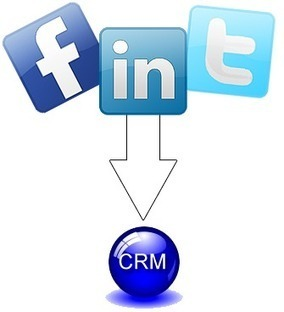 Three reasons you need a social CRM today | social media marketing | Scoop.it