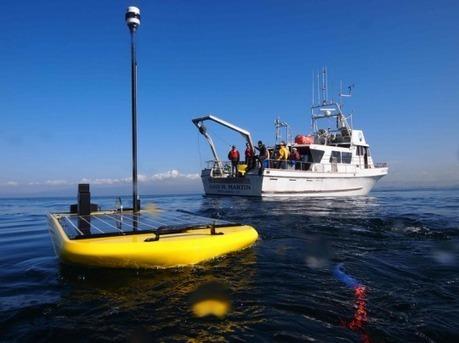 Onbemande robotbootjes brengen de wereldzeeën, klimaatverandering en tsunami's in kaart - Numrush | KiviNiria informatica | Scoop.it
