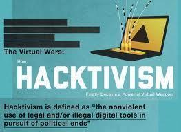 Hacktivism 2.0 - P2P Foundation | Embodied Zeitgeist | Scoop.it