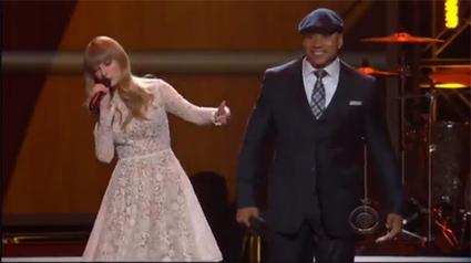 Taylor Swift en plein Beatboxing avec LL Cool au Grammy Nominations Concert Live! | Rap , RNB , culture urbaine et buzz | Scoop.it