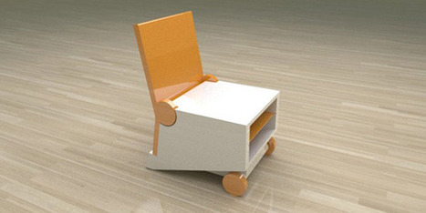 TrendsNow | Inspiration > Flippo Chair | Funny News | Scoop.it
