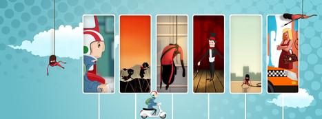 Leading Web Animation Agency in London | Animation Studios | Scoop.it