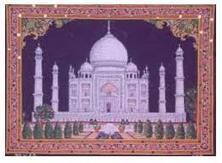 Miniature Paintings at Rajasthan Pavilion at IITF | Latest Handicraft News | Scoop.it