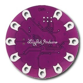 LilyPad Arduino USB - The silver dollar sized Arduino designed for e-textile and wearable projects! | Arduino Focus | Scoop.it