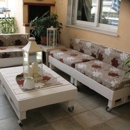 sofa from pallets | 1001 Pallets | Vutha | Scoop.it