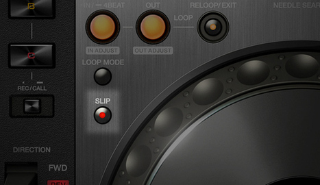 Tutorial: Using Slip Mode on the Pioneer CDJ-2000 Nexus   DJing   Scoop.it