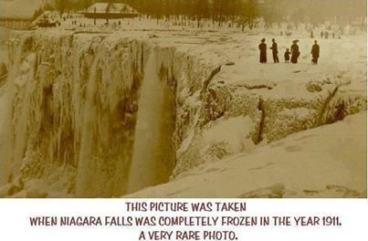 Niagara Falls 1911 | All about water, the oceans, environmental issues | Scoop.it