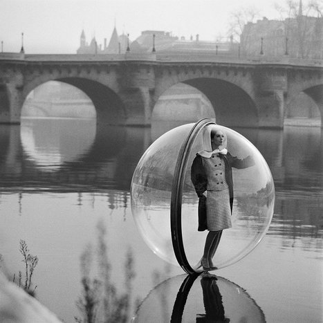 Une bulle à Paris | AlyssaBrandtPhotography | Scoop.it